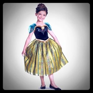 Disney Frozen Anna Child Halloween Costume